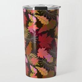 Autumn fall. Travel Mug