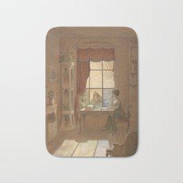 Jane Austen, Mansfield Park - the East Room Bath Mat