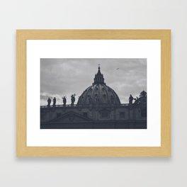 The Vatican Framed Art Print
