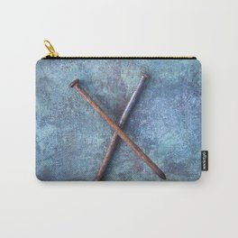 Two Nails Carry-All Pouch