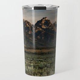 Teton Morning Travel Mug