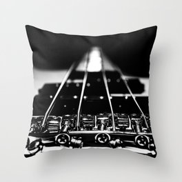 Bridge To Happiness Throw Pillow
