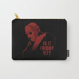 Is it Friday Carry-All Pouch