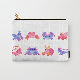 Ribbon Malacostraca Carry-All Pouch