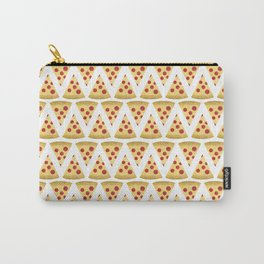 Pizza Pattern Carry-All Pouch