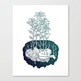Hibernate Canvas Print