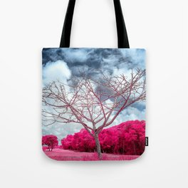 Dry branches Tote Bag