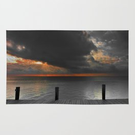 SunRise on Key Islamorada Rug