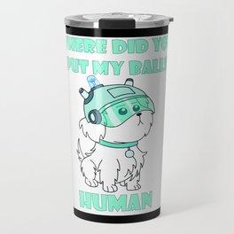 Snuffles Travel Mug