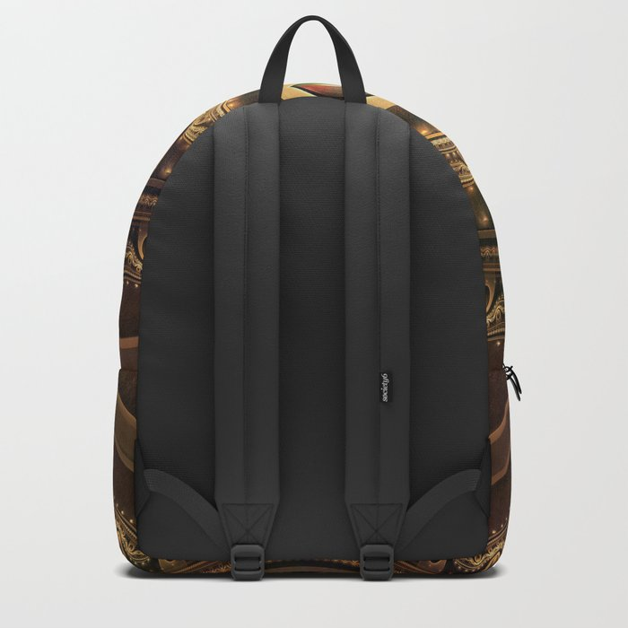 Gathering the Five Fractal Colors of Magic Backpack