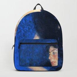 """Gustav Klimt """"Portrait of Rose von Rosthorn-Friedmann"""" Backpack"""