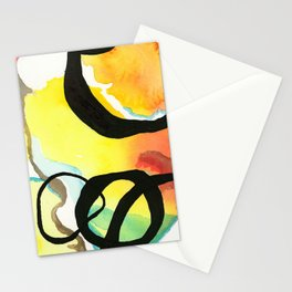 Moving through Love #2 Stationery Cards