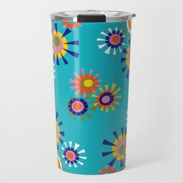 Circle a go go Travel Mug