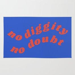 no diggity Rug