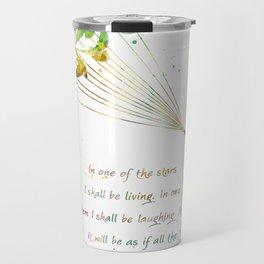 In one of the stars Travel Mug