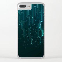 Aqua Tech Clear iPhone Case