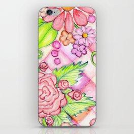 Pink Pomeranian iPhone Skin