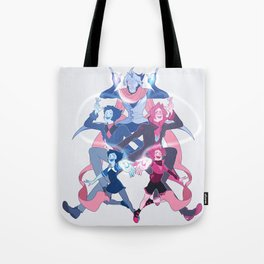 Fusion - Chalcedony Tote Bag