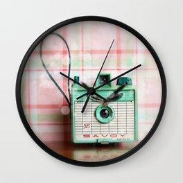 Vintage Camera Love: Imperial Savoy! Wall Clock