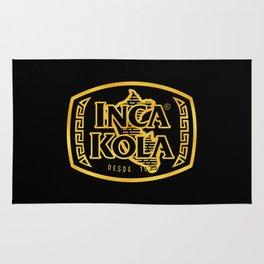 Inca Kola Gold Rug