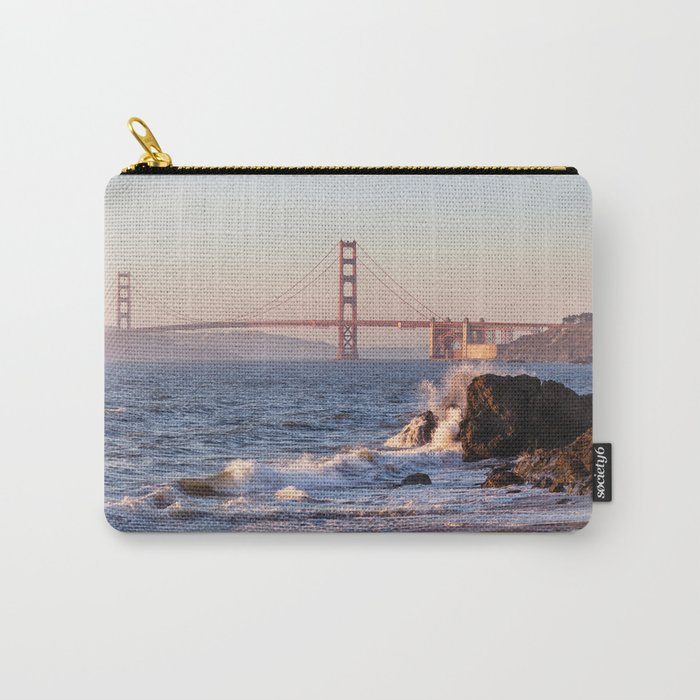 SAN FRAN SUNSET Carry-All Pouch