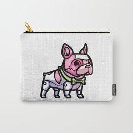 Pink Gorilla X Enfu Bulldog Mech  Carry-All Pouch