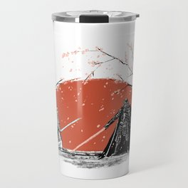 Sakura Showdown Travel Mug