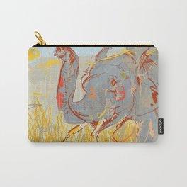 Kooky Elephant Carry-All Pouch