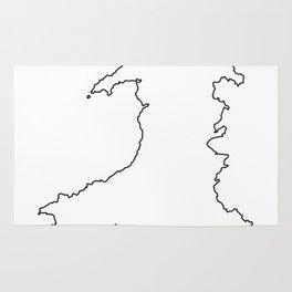 Wales Rug