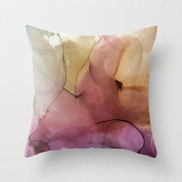 Summer Nectar Throw Pillow