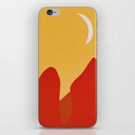 Desert Sky iPhone Skin