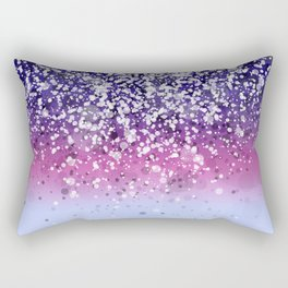 Spark Variations VIII Rectangular Pillow
