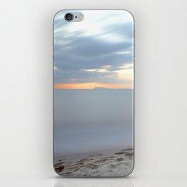 Driftwood Sunset iPhone Skin