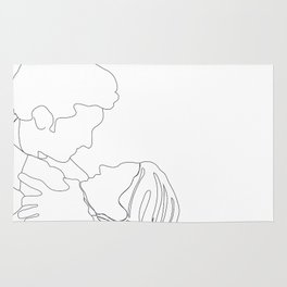 Grey's Anatomy // Meredith and Derek Rug