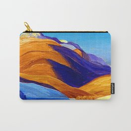 Rockwell Kent Vermont Study Carry-All Pouch