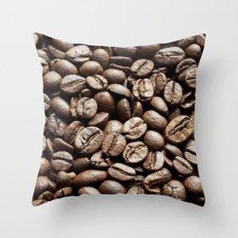 Beenz Throw Pillow