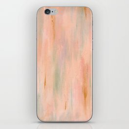 Desert Sunset in Acrylic v.3 iPhone Skin