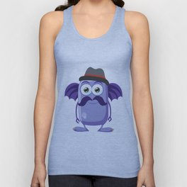 Monster Unisex Tank Top