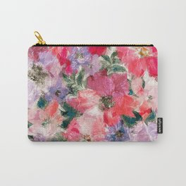 Splendid Flowers 2 Carry-All Pouch