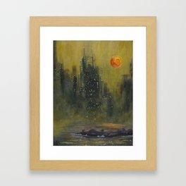 Untitled (Industrial)  Framed Art Print
