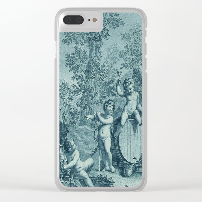 Danger is sweet Clear iPhone Case