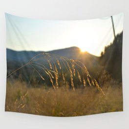wheat grass  Wall Tapestry