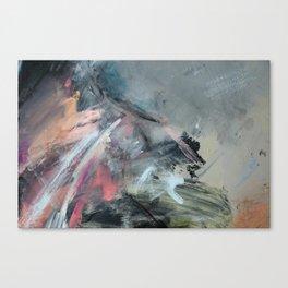 sonnet xvii abstract #3 Canvas Print