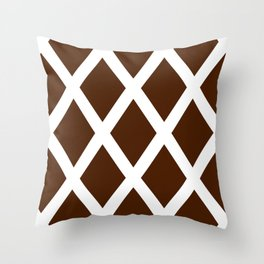 Cross Hatch Throw Pillow