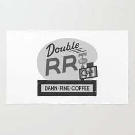 Double R Diner Rug