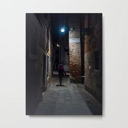 Venice by night #3 Metal Print