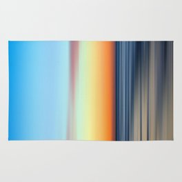 Abstract Seascape 11 Rug