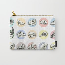 Skull Collection Carry-All Pouch