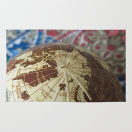 Cartographic Imperfections Rug