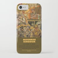 wes anderson iPhone & iPod Cases featuring Moonrise Kingdom - Wes Anderson by Smart Store